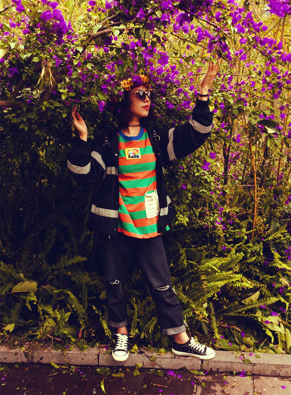 Flower Girl (Quintana)