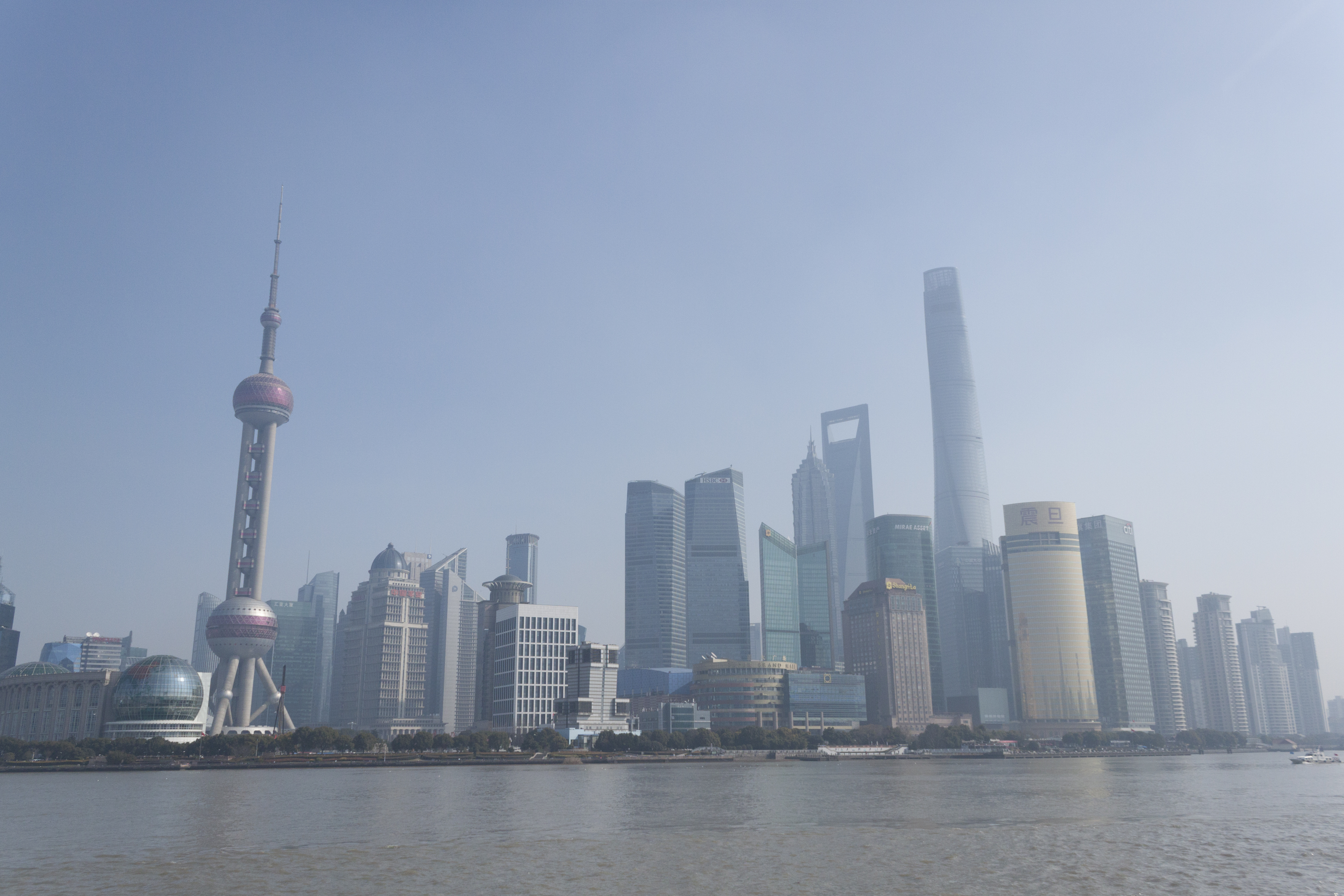 Shanghai on a Good Day